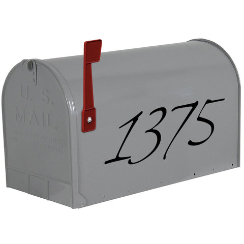 VWAQ Mailbox Vinyl Decal - Custom House Address Numbers Personalized Stickers - CMB21 - VWAQ Vinyl Wall Art Quotes and Prints
