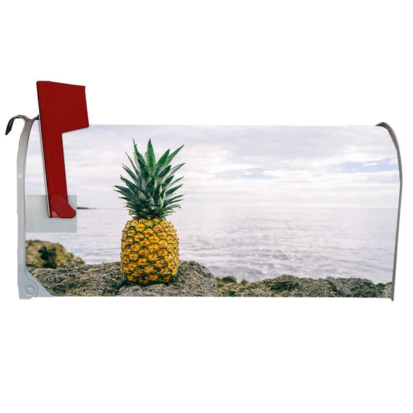 VWAQ Pineapple Mailbox Covers Magnetic Beach Decorative Magnet - MBM3 - VWAQ Vinyl Wall Art Quotes and Prints