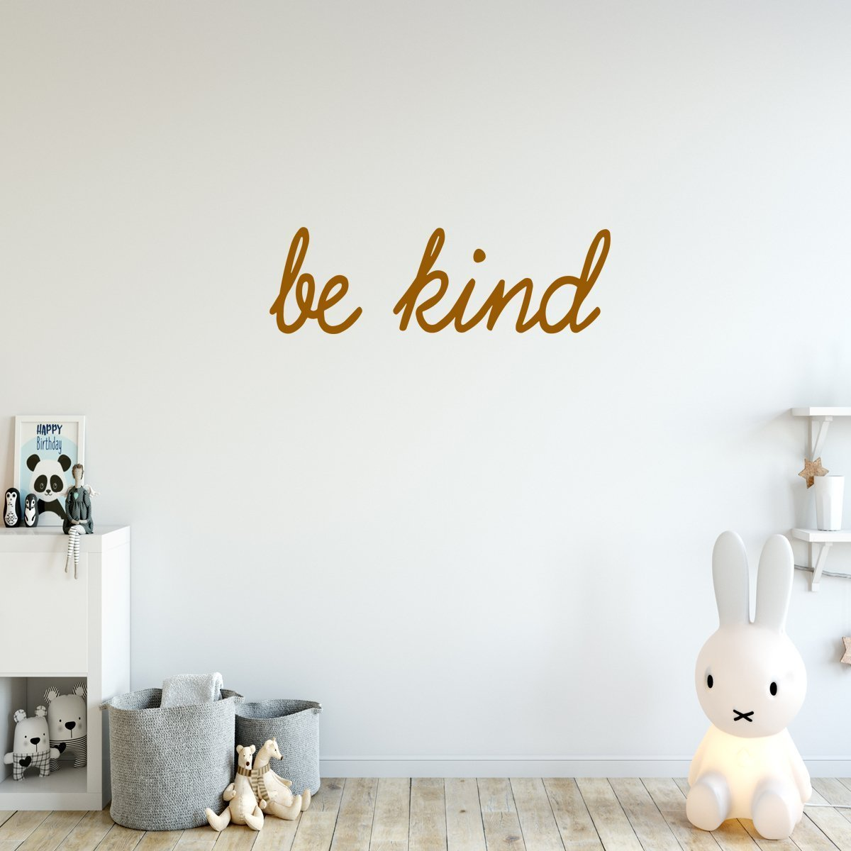 VWAQ Be Kind Wall Decal Inspirational Be Kind Quotes - VWAQ Vinyl Wall Art Quotes and Prints