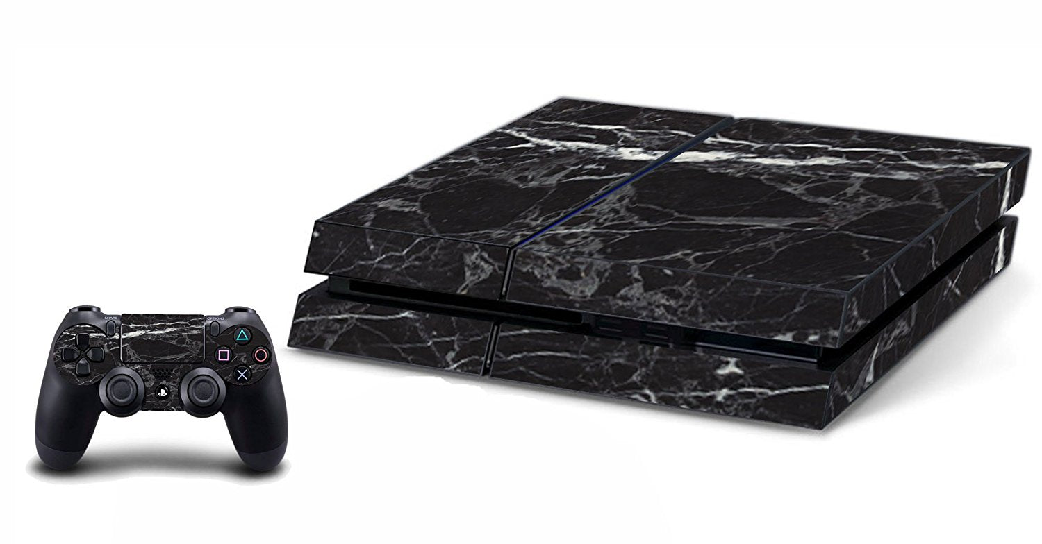 VWAQ PS4 Marble Skin Console And Controller Rock Decal For Playstation 4 - PGC6 - VWAQ Vinyl Wall Art Quotes and Prints
