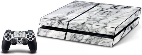 VWAQ PS4 Marble Skins Console And Controller Rock Skin For Playstation 4 - PGC7 - VWAQ Vinyl Wall Art Quotes and Prints