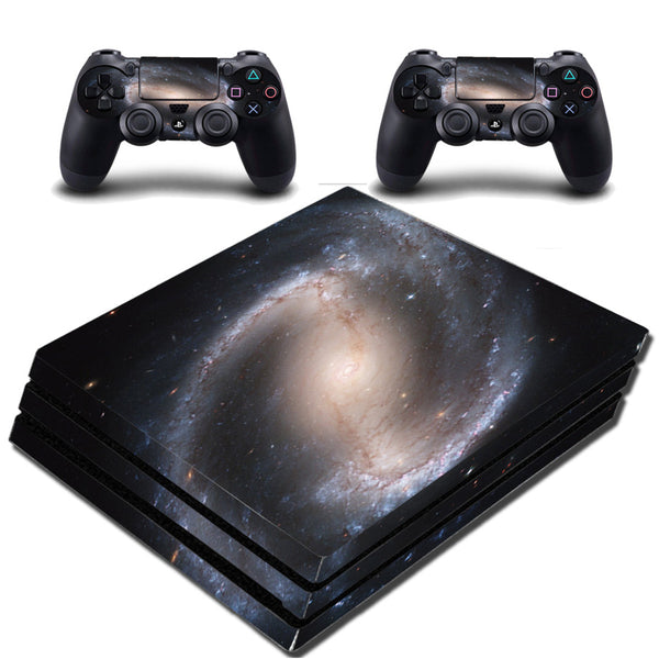 VWAQ PS4 Pro Space Skin Playstation 4 Pro Galaxy Wrap Skins - PPGC5 - VWAQ Vinyl Wall Art Quotes and Prints
