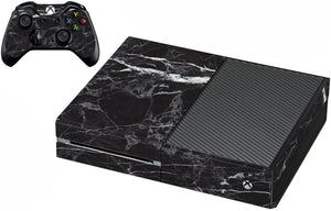 VWAQ Xbox One Granite Skins For Console And Controller Pattern Skin For Xbox One - XGC6 - VWAQ Vinyl Wall Art Quotes and Prints