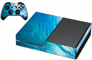 VWAQ Xbox One Beach Skins For Console And Controller Water Skin For Xbox One - XGC9 - VWAQ Vinyl Wall Art Quotes and Prints