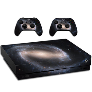 VWAQ Xbox One X Skin Nebula | Vinyl Wrap Decal Cover Sticker Skins - XXGC5 - VWAQ Vinyl Wall Art Quotes and Prints