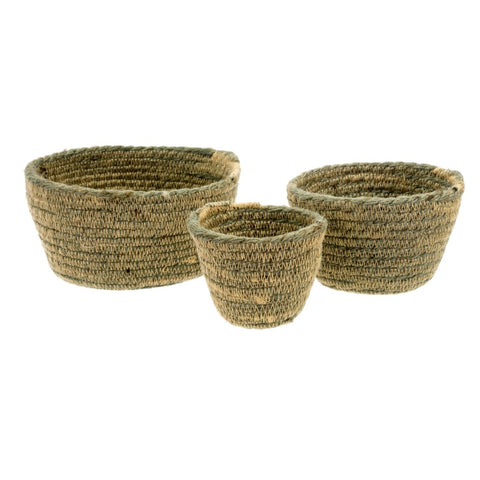 Hive Baskets-Set of 3