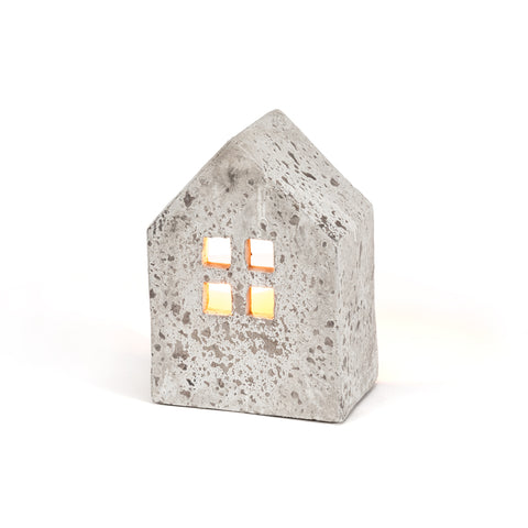 Medium House Candle Holder