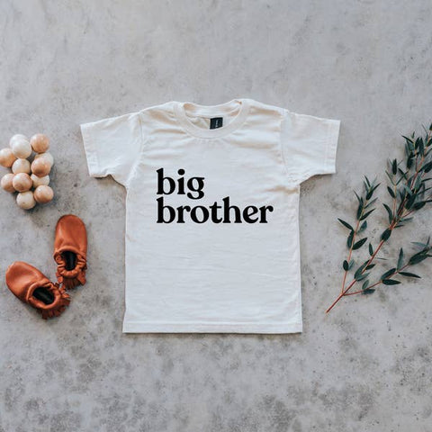 """Big Brother"" Tee-Size 2"