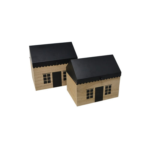 House Boxes-Set of 2