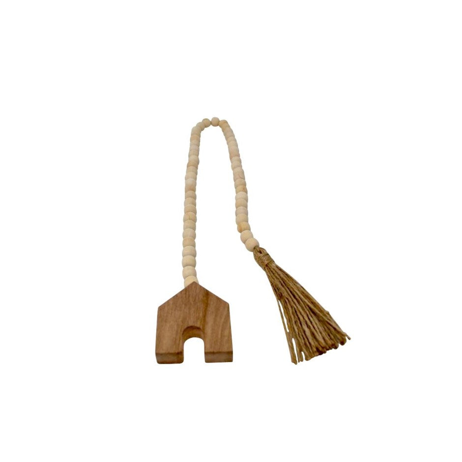 House Beads with Tassel