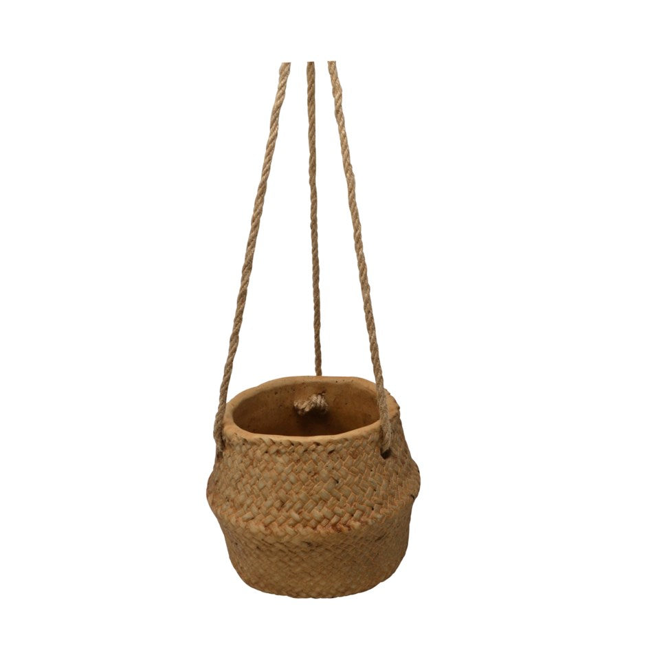 Hanging Belly Basket Pot