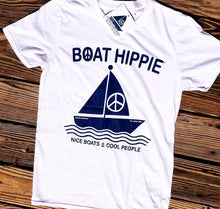 Load image into Gallery viewer, Boat Hippie Tees