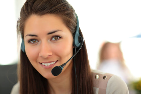Our Customer Service department will be happy to answer your questions!
