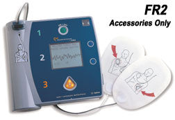 AED pads, Pediatric for FR2, 1pr/bx
