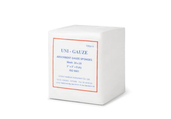 Absorbent Gauze Swabs (Non Sterile)