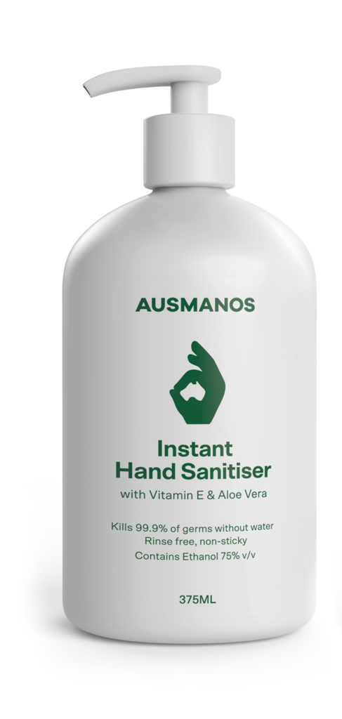 Ausmanos Hand Sanitizer (500 ml.)