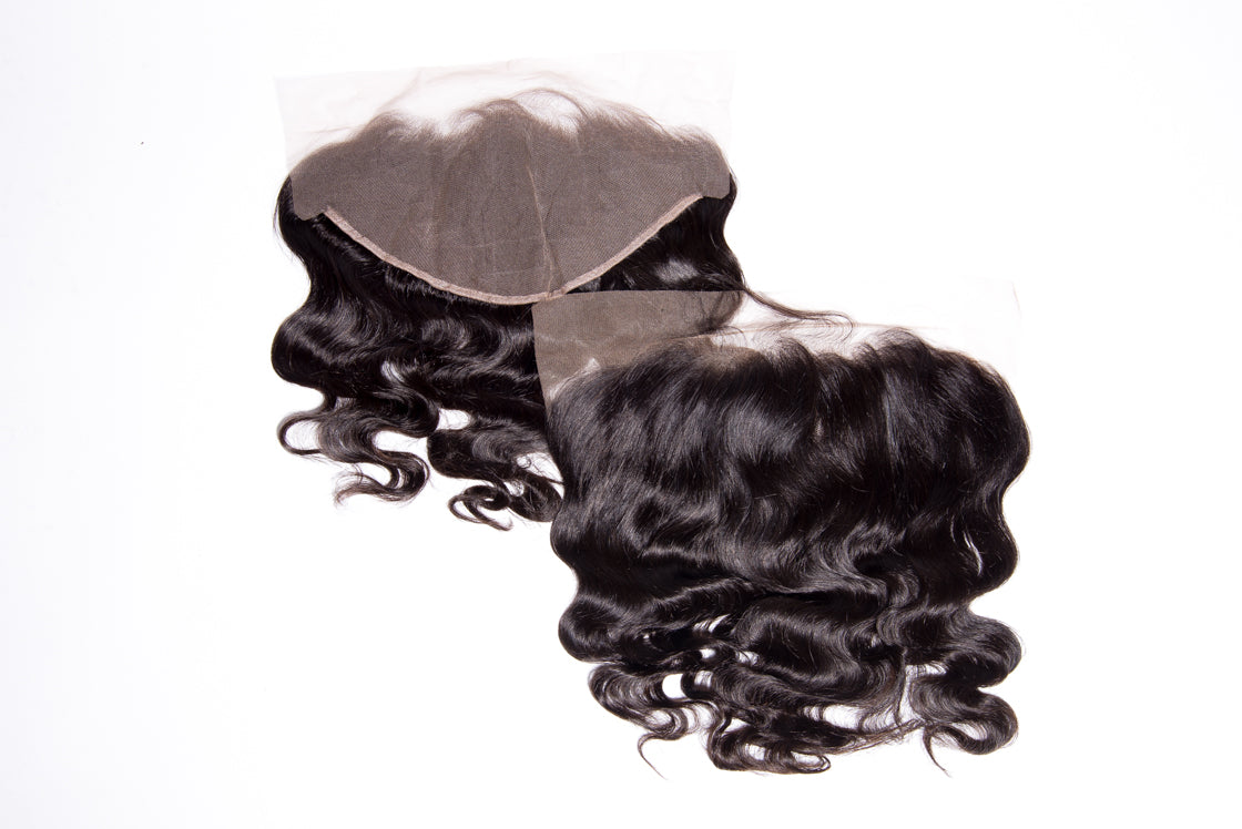 """GLAM"" 2 -13x4 PEFRECT MATCH ILLUSION MESH LACE FRONTAL"