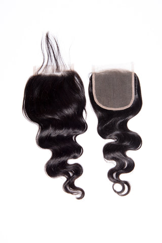 """GLAM COLLECTION""  BUY1 GET1 PERFECT MATCH ILLUSION MESH LACE CLOSURE"