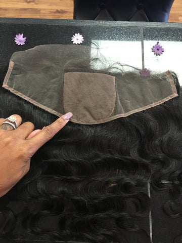 SILK FRONTAL