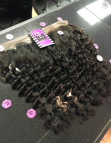 PERUVIAN Exotic Wave  FRONTAL (13x4)