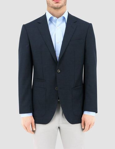 smart casual blazer option for working from home