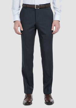 the slim fit caper suit trouser by gibson FG1614