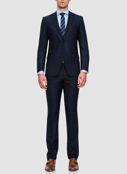 Shop Mens Suits Online Cambridge Classic Fit Morse Suit In Blue Pure Wool Fmg101 Mens Suit Warehouse Melbourne