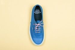Otto Salmon Pink Colour Shoelaces from Mavericks Laces