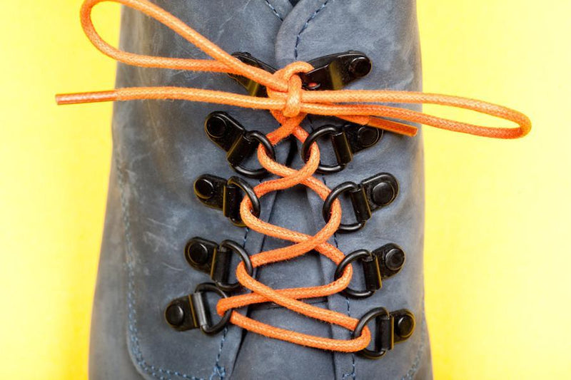 Mavericks Laces Melbourne Orange Shoelace Ryder