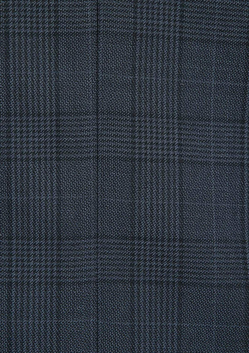 the pure wool fabric up close from the gibson nitro mens suit FG1610
