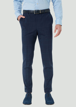 a front view of the yury slim fit suit trouser 9WK9022
