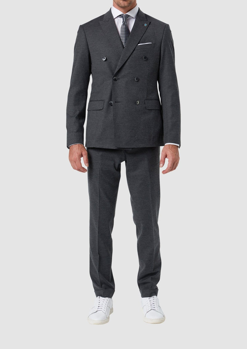 the yury stretch mens suit trouser styled within the alexander mens suit 8WK9034