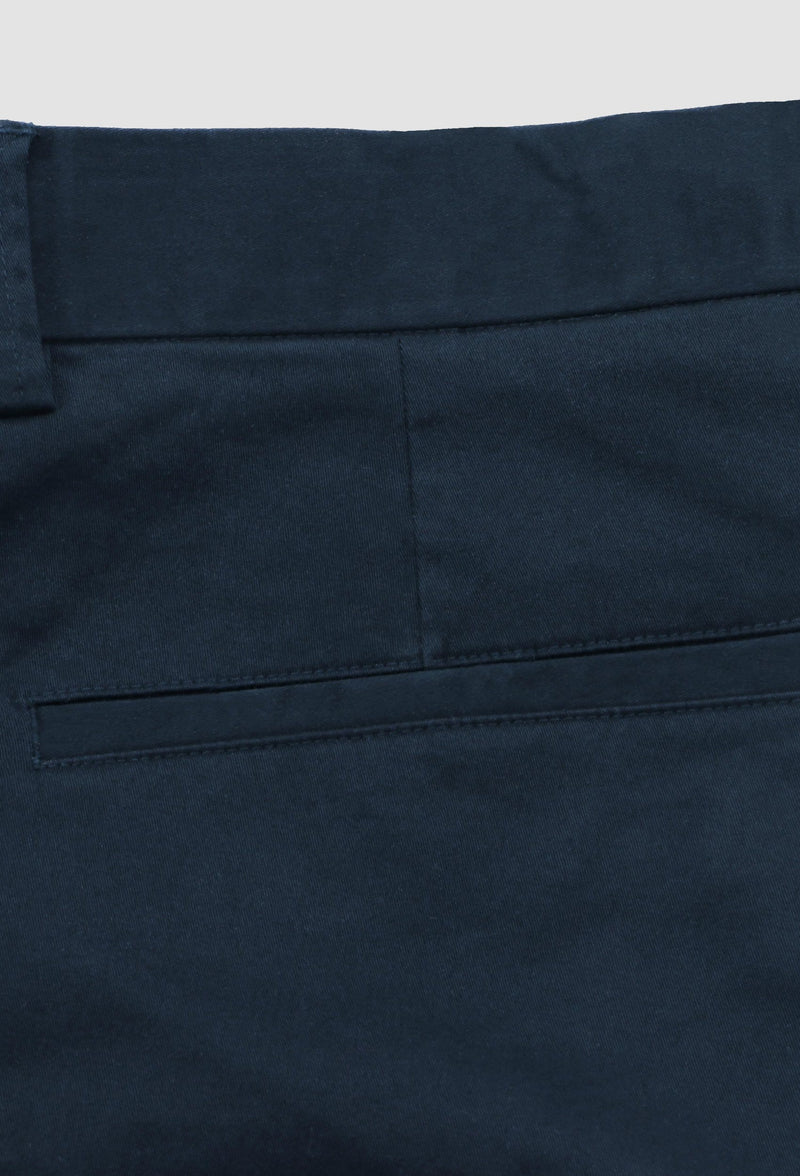 Daniel Hechter slim fit chino in navy