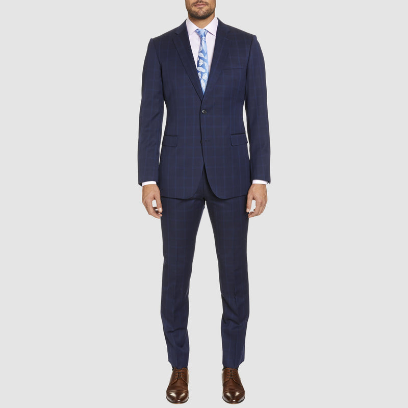 a full length view of the momento suit from studio italia ST-479-11