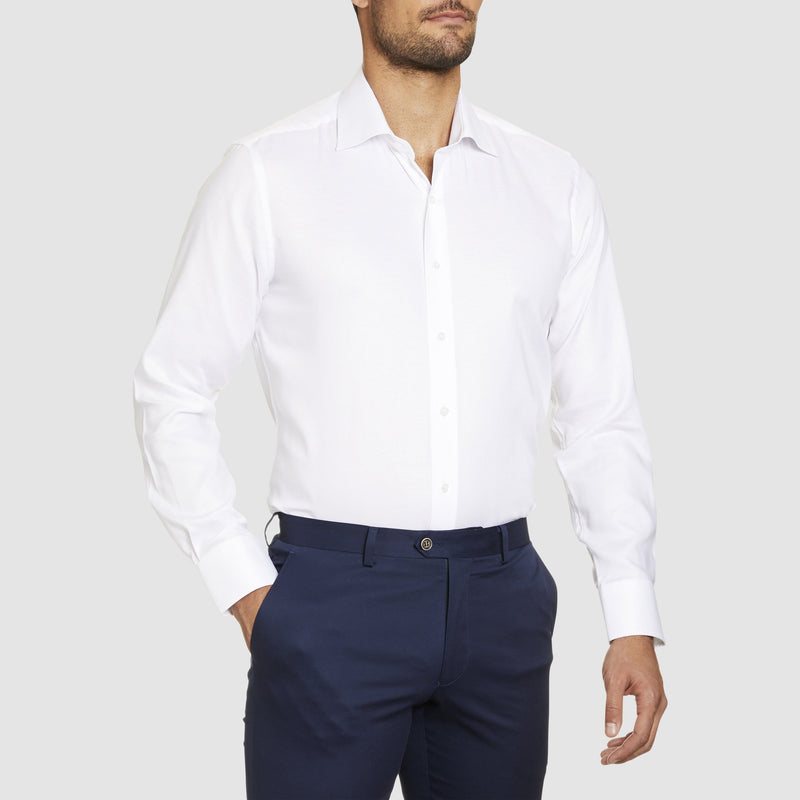 pure cotton business shirt by studio italia ST21