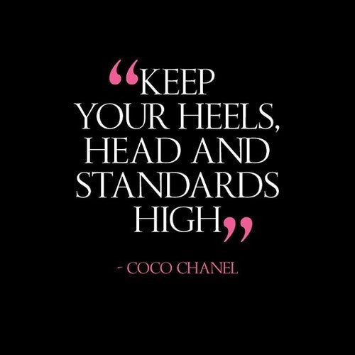 This Week's Inspiration? Coco Chanel!