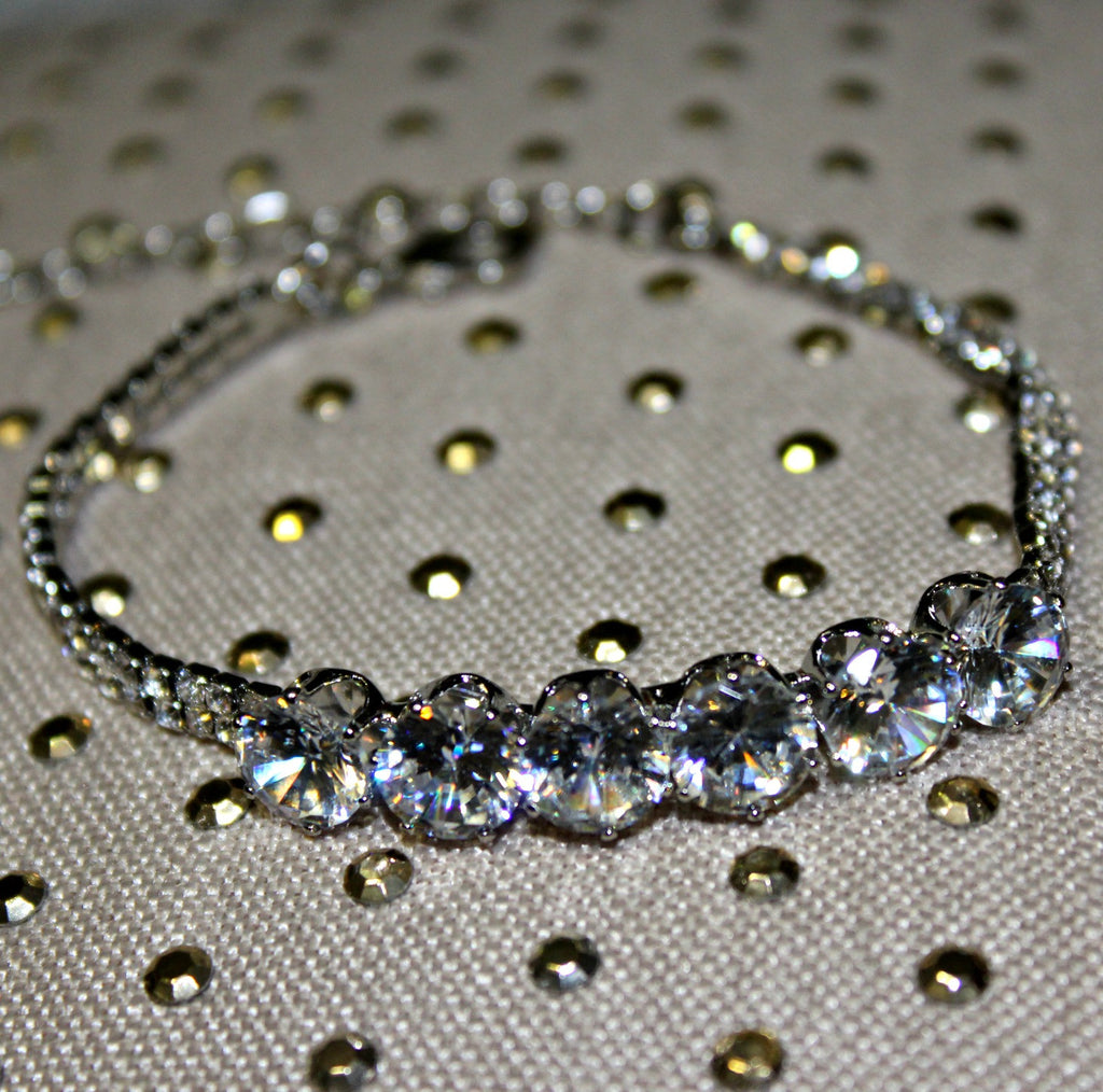 Crystal Chain Bracelet - Dear Reverie