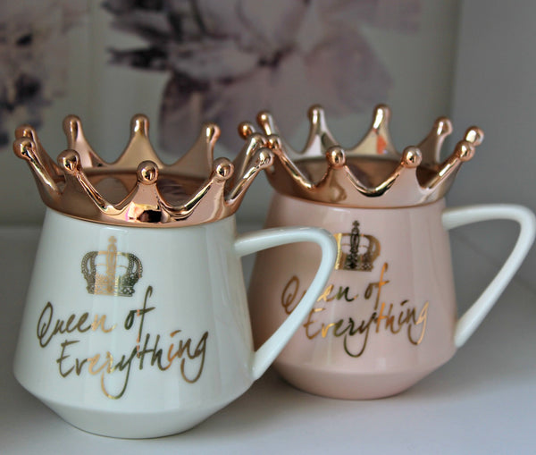 Queen of Everything Coffee Mug - Dear Reverie