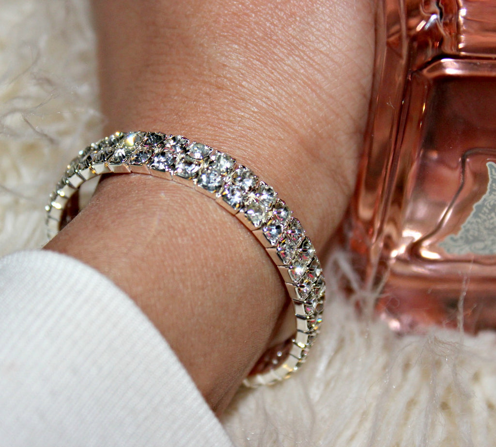 Double Crystal Bracelet - Dear Reverie