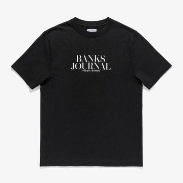 Heading Trader Tee - Dirty Denim