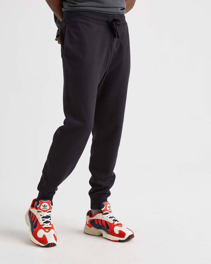 Men's Recycled Fleece Sweatpant - Black