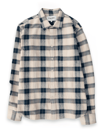 Capricorn Plaid - Taupe