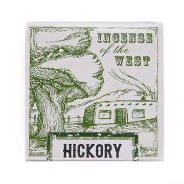 Hickory Incense 40 Pack