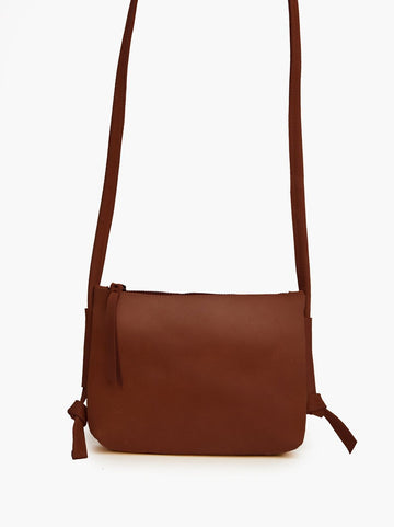 Lomi Mini Crossbody - Whiskey