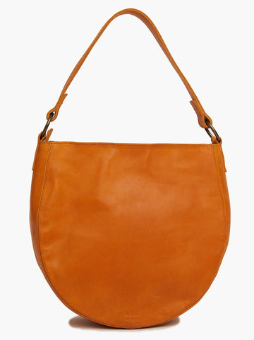 Naomi Shoulder Bag - Cognac