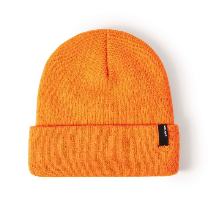 Harbor Watch Cap Beanie - Athletic Orange