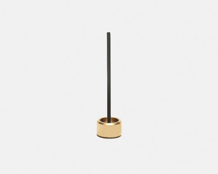 Incense Holder -  Gold
