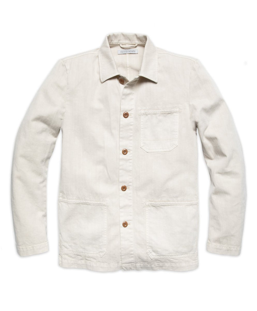 Tradesman Chore Jacket - Wheat