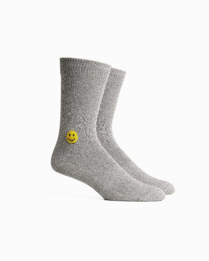 Lucky Socks - Heather Grey