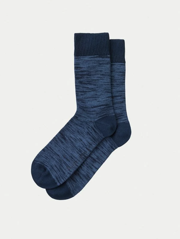 Rasmusson Multi Yarn Socks - Blue